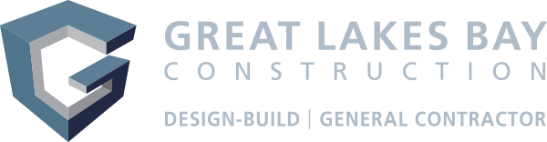 Great Lakes Bay Construction, Inc. Mobile Retina Logo